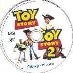 miniatura Toy Story 01 02 Custom Por Titoproducciones cover cd