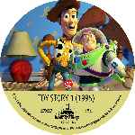 miniatura Toy Story Custom V7 Por Putho cover cd