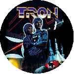miniatura Tron Custom Por Aaunes cover cd