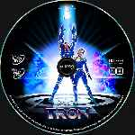 miniatura Tron Custom V3 Por Mejo628 cover cd