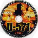 miniatura U 571 Dvd 01 La Pelicula Por Lukiluke cover cd