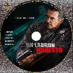 miniatura Un Ladron Honesto Custom Por Camarlengo666 cover cd