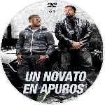 miniatura Un Novato En Apuros Custom Por Mrandrewpalace cover cd