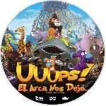 miniatura Uuups El Arca Nos Dejo Custom Por Mrandrewpalace cover cd
