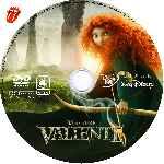 miniatura Valiente 2012 Custom V2 Por Atu cover cd