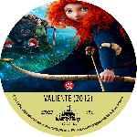 miniatura Valiente 2012 Custom V4 Por Putho cover cd