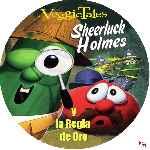 miniatura Veggietales Sheerluck Holmes Y La Regla De Oro Custom Por Darckman20100 cover cd