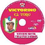 miniatura Victorino El Toro Custom Por Kal Noc cover cd
