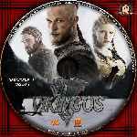 miniatura Vikingos Temporada 01 Disco 01 Custom Por Kiyosakysam cover cd