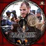miniatura Vikingos Temporada 01 Disco 02 Custom Por Kiyosakysam cover cd