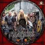 miniatura Vikingos Temporada 01 Disco 03 Custom Por Kiyosakysam cover cd