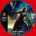 miniatura Vikingos Temporada 02 Disco 02 Custom Por Tinchomon cover cd