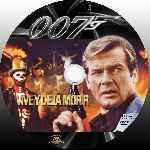 miniatura Vive Y Deja Morir Custom V3 Por Trimol cover cd