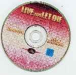 miniatura Vive Y Deja Morir Edicion Especial Por Photojordi cover cd