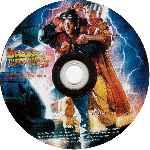 miniatura Volver Al Futuro Ii Region 4 Por Carozo80 cover cd