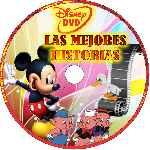 miniatura Walt Disney Las Mejores Historias Custom Por Franco K cover cd