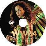 miniatura Wonder Woman 1984 Custom V5 Por Franvilla cover cd