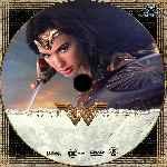 miniatura Wonder Woman 2017 Custom V14 Por Lionel 0119 cover cd