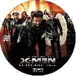 miniatura X Men 3 La Decision Final Custom V3 Por Eltamba cover cd
