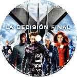 miniatura X Men 3 La Decision Final Custom V5 Por Dj Paski cover cd