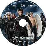 miniatura X Men 3 La Decision Final Custom V6 Por Pispi cover cd