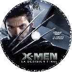 miniatura X Men 3 La Decision Final Custom V8 Por Acuario72 cover cd