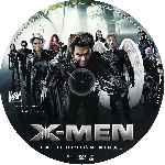 miniatura X Men 3 La Decision Final Custom V9 Por Cartari cover cd