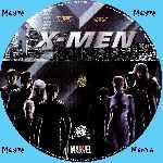 miniatura X Men Custom V5 Por Menta cover cd