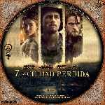 miniatura Z La Ciudad Perdida Custom V2 Por Pakokoko cover cd