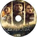 miniatura Z La Ciudad Perdida Custom V3 Por Maq Corte cover cd