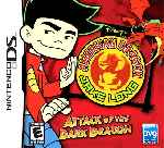 miniatura American Dragon Jake Long Frontal Por Bytop74 cover ds