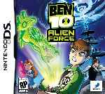 miniatura Ben 10 Alien Force Frontal Por Sadam3 cover ds