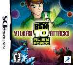 miniatura Ben 10 Alien Force Vilgax Attack Frontal Por Sadam3 cover ds
