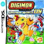 miniatura Digimon World Ds Frontal Por Asock1 cover ds