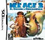 miniatura Ice Age 3 El Origen De Los Dinosaurios Frontal Por Javilonvilla cover ds