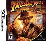 miniatura Indiana Jones And The Staff Of Kings Frontal Por Javilonvilla cover ds