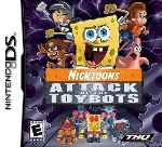 miniatura Nicktoons Attack Of The Toybots Frontal Por Sadam3 cover ds