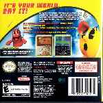 miniatura Pac Man World 3 Trasera Por Paluca99 cover ds