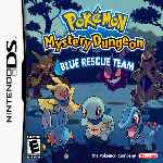 miniatura Pokemon Mistery Dungeon Blue Rescue Team Frontal Por Humanfactor cover ds