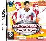 miniatura Real Football 2009 Frontal Por Sadam3 cover ds