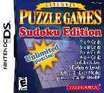 miniatura Ultimate Puzzle Games Sudoku Edition Frontal Por Sadam3 cover ds