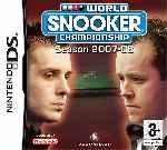 miniatura World Snooker Championship 2007 08 Frontal Por Sadam3 cover ds