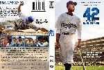 miniatura 42 La Historia De Jackie Robinson Custom Por Sorete22 cover dvd