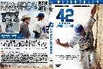 miniatura 42 La Historia De Jackie Robinson Custom V2 Por Kal Noc cover dvd