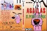 miniatura Agallas El Perro Cobarde Custom Por Jonander1 cover dvd