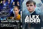 miniatura Alex Rider Temporada 01 Custom Por Lolocapri cover dvd