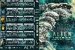 miniatura Alien Coleccion 1979 2017 Custom Por Yulanxl cover dvd