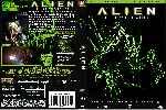 miniatura Alien El Octavo Pasajero Custom V2 Por Jhongilmon cover dvd