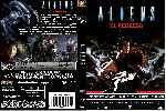 miniatura Aliens El Regreso Custom Por Jhongilmon cover dvd