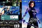 miniatura Alita Angel De Combate 2018 Custom V3 Por Jhongilmon cover dvd